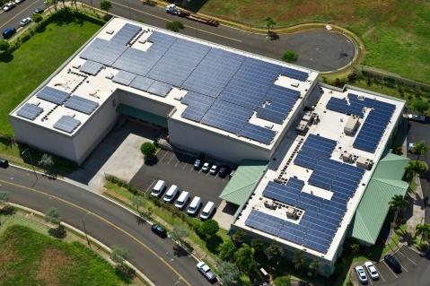 Commercial Solar Installation Company
